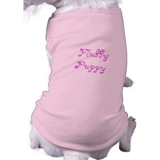 Fluffy Puppy Doggie Tee