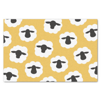 Fluffy Sheep Fibre Love Crafts {Any Colour} Tissue Paper