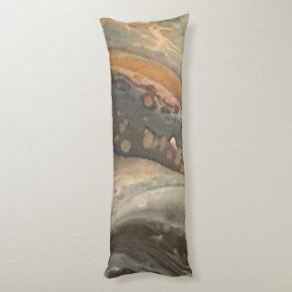 Fluid Art Design Body Pillow