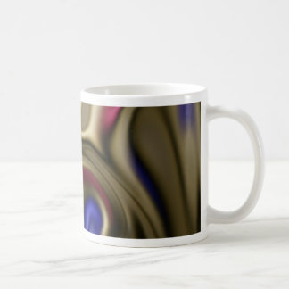 fluid art mugs