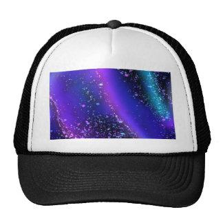 fluid blue hat