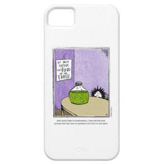 FLUID cartoon by Ellen Elliott iPhone 5 Cases