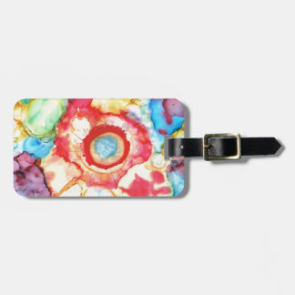 Fluid Colors Products Luggage Tags