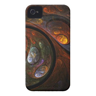 Fluid Connection Abstract Art iPhone 4 / 4S iPhone 4 Cover
