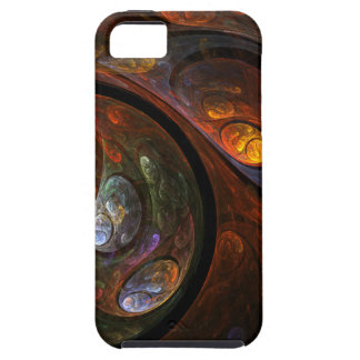 Fluid Connection Abstract Art iPhone 5 Case For The iPhone 5