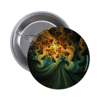 FLUID MOTION ABSTRACT PINBACK BUTTONS