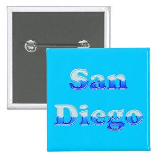 Fluid San Diego - On Aqua Button