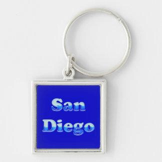 Fluid San Diego - On Blue Key Chain