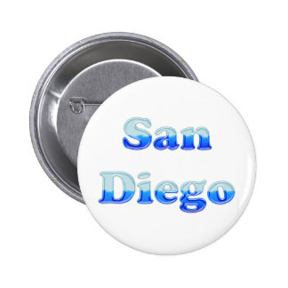 Fluid San Diego - On White Buttons