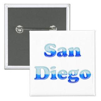 Fluid San Diego - On White Pins