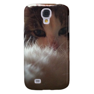 Flumi the Cat Galaxy S4 Cases