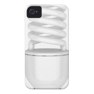 Fluorescent light bulb Case-Mate iPhone 4 case