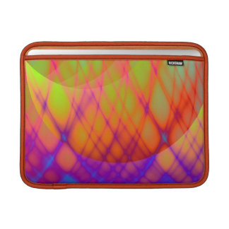Fluorescent Moon  Fractal Macbook Air Case Sleeves For MacBook Air