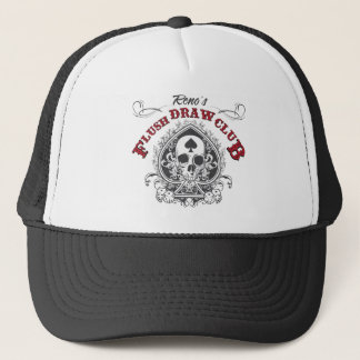 Flush Draw Club Trucker Hat
