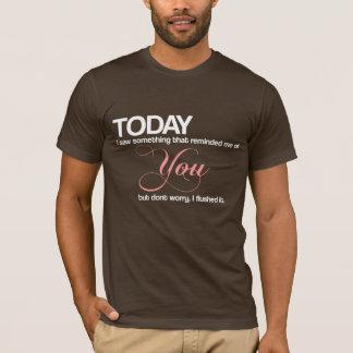 Flushed it -Tshirt T-Shirt