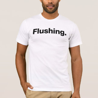 Flushing (black) T-Shirt