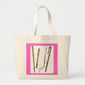 Flute and Recorder Music Bag