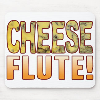 Flute Blue Cheese Mouse Pad