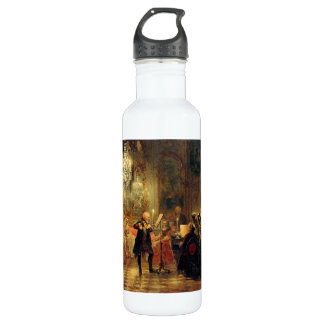 Flute Concert with Frederick the Great 710 Ml Water Bottle