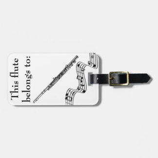Flute Identification Tag