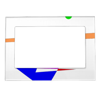 Flute Magnetic Picture Frame
