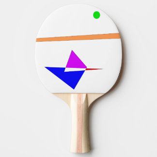 Flute Ping Pong Paddle