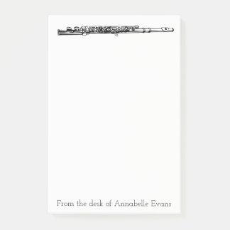 Flute Post-it Notes