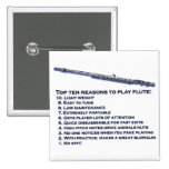 Flute Top 10 Buttons