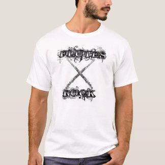 Flutes Rock T-Shirt