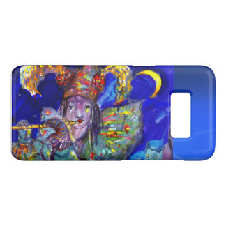 FLUTIST IN BLUE / Venetian Carnival Night Case-Mate Samsung Galaxy S8 Case