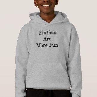Flutists Are More Fun