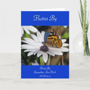 Flutter Gifts Cards | Zazzle AU