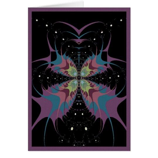 Flutter Bye Card