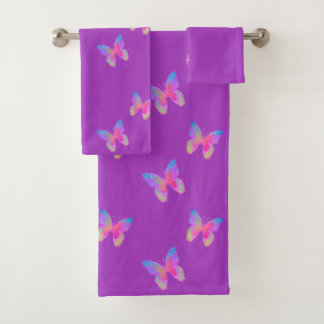 Flutter-Byes towel set