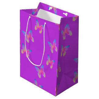 Flutter-Byes (violet) gift bag