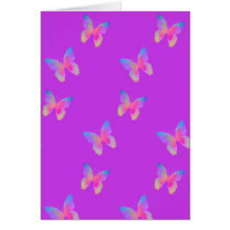 Flutter-Byes (violet) transformation card