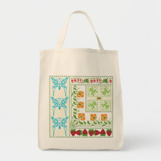 Flutter on By Tote Bag