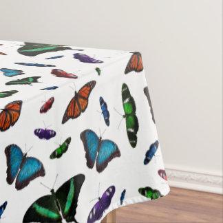 Flutterbies Tablecloth (choose colour)