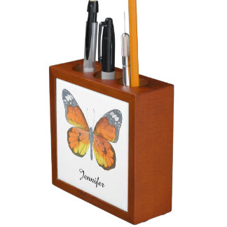 Fluttering Butterflies Desk Organiser