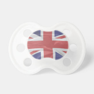 Fluttering Silk Union Jack Dummy