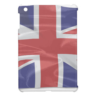 Fluttering Silk Union Jack iPad Mini Covers