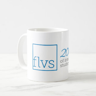 FLVS 20 Years Mug