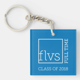 FLVS Full Time 2018 Keychain
