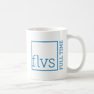 FLVS Full Time Coffee Mug