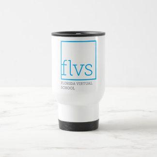 FLVS Stainless Steel Travel Mug