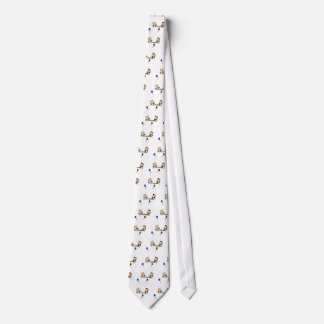 Fly a Kite Design Tie