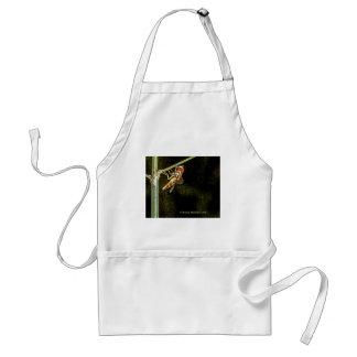fly a standard apron