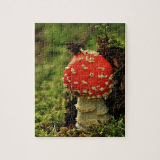 Fly Agaric Jigsaw Puzzle
