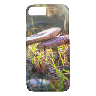 Fly Amanita in the Woodlands iPhone 8/7 Case