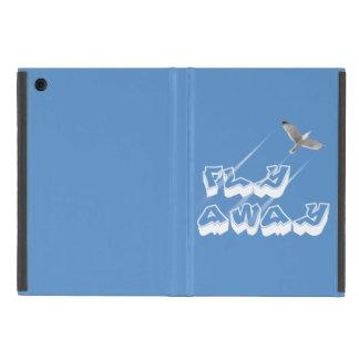 Fly away case for iPad mini